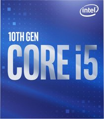 Процесор Intel Core i5-10400 s1200 2.9GHz 12MB Intel UHD 630 65W BOX