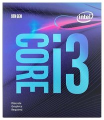 Процесор Intel Core i3-9100F s1151 3.6GHz 6MB 65W BOX