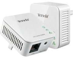 мереж.акт Tenda P200 Ethernet to Powerline, 200Mbit (P200-KIT)