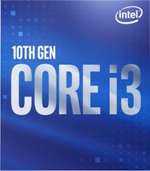 Процесор Intel Core i3-10100 s1200 3.6GHz 6MB Intel UHD 630 65W BOX
