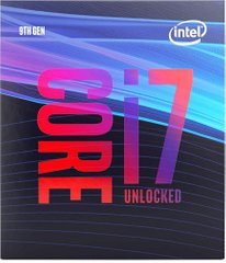 Процесор Intel Core i7-9700K Box (BX80684I79700K)