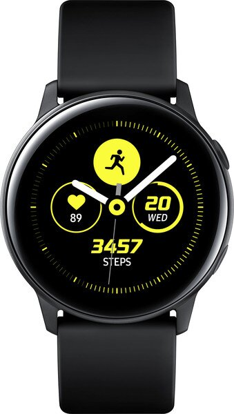 Смарт годинник SAMSUNG Galaxy Watch Active Black (SM-R500NZKASEK)