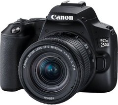 Апарати цифровi Canon EOS 250D kit 18-55 IS STM Black
